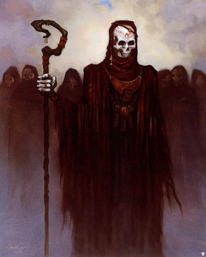 Skull Magus