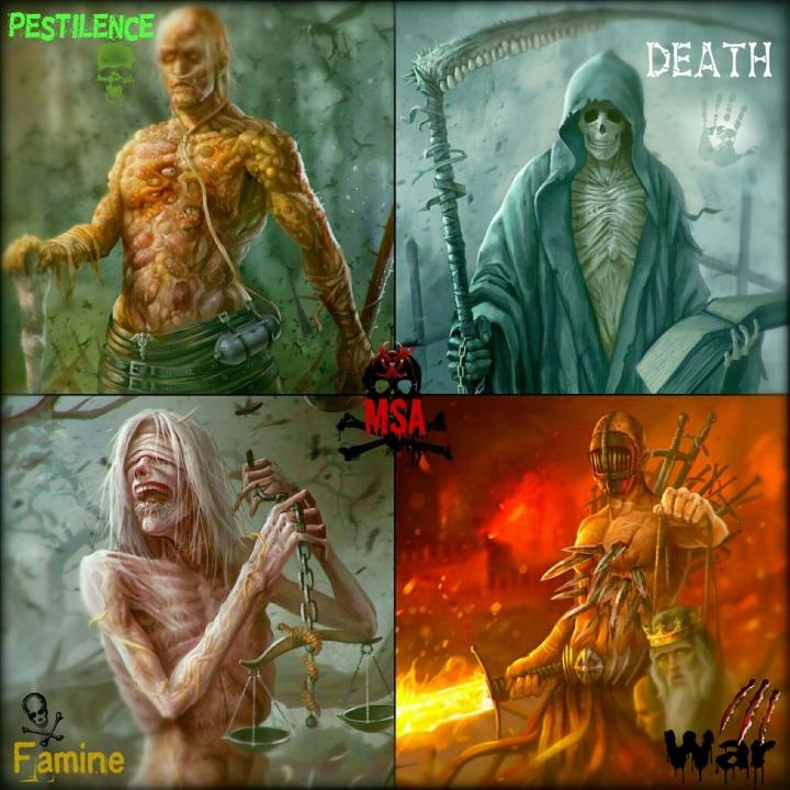 Apocalypse  Reapers