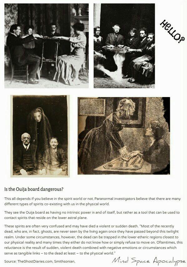 Ouija info