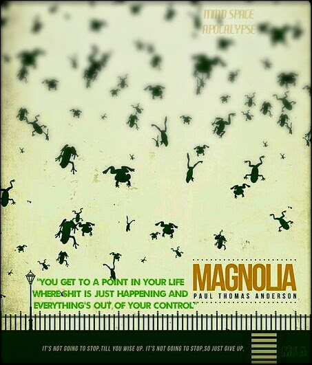 """""""Magnolia"""" and the Raining Frogs"""