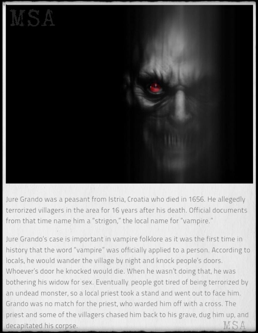 #Vampires