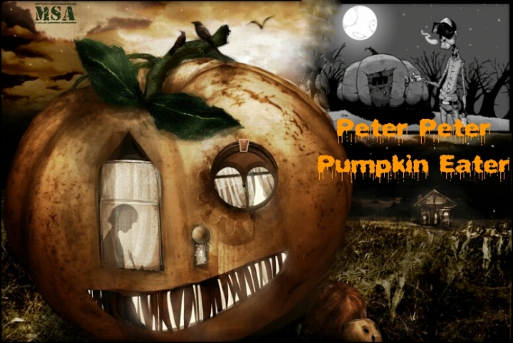 Peter Pumpkin Eater