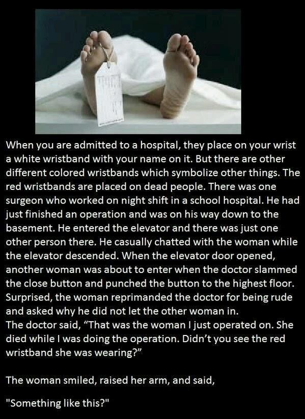 The Red Bracelet