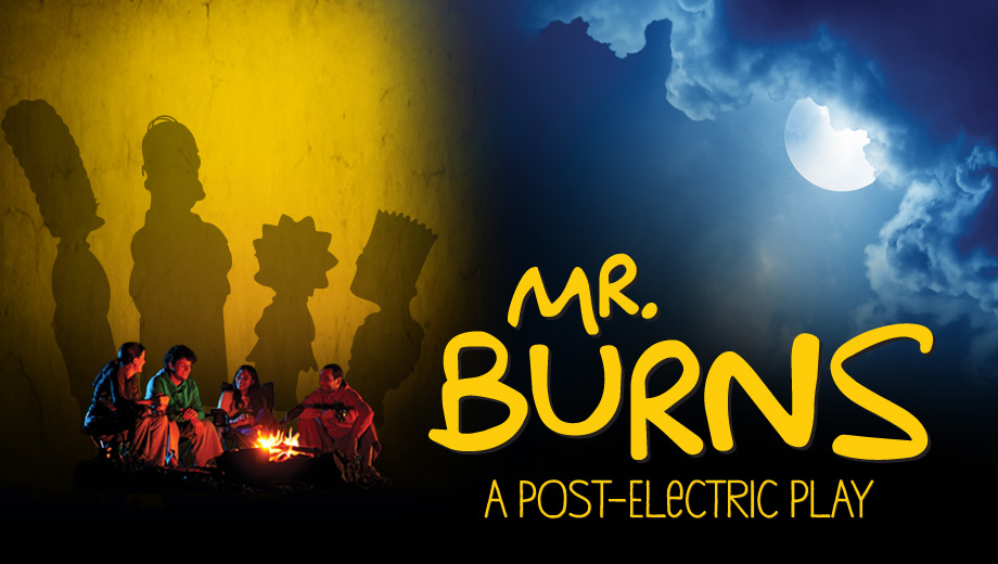 Mr. Burns, a Post-Electric Play - Wikipedia