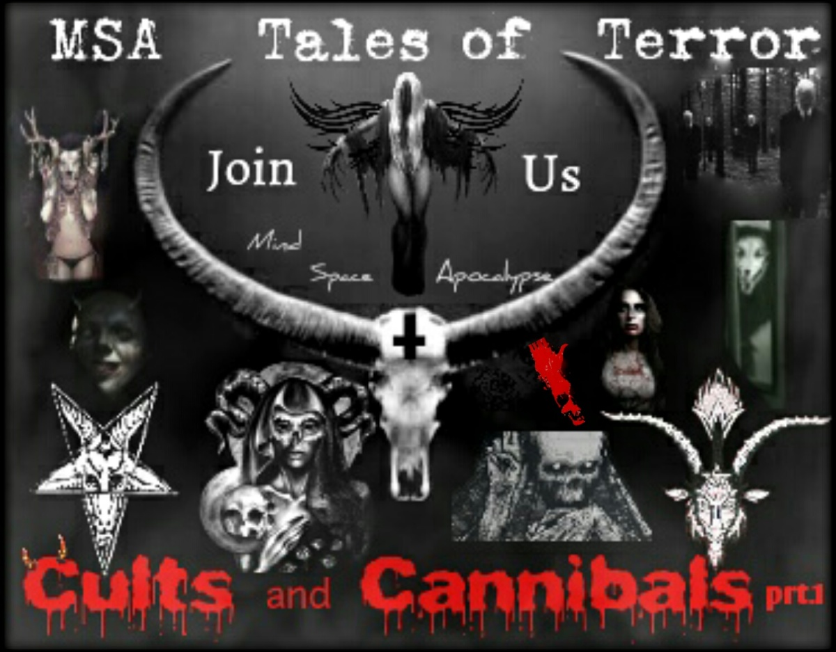 T.o.T5 Cults & Cannibals – part 1
