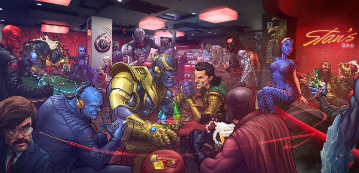marvel_villains_by_patrickbrown-d8i8p2o