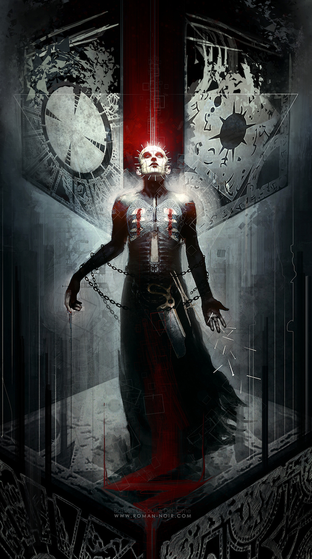Artist Spotlight: Dark Fantasy Art by Bastien Lecouffe Deharme ...