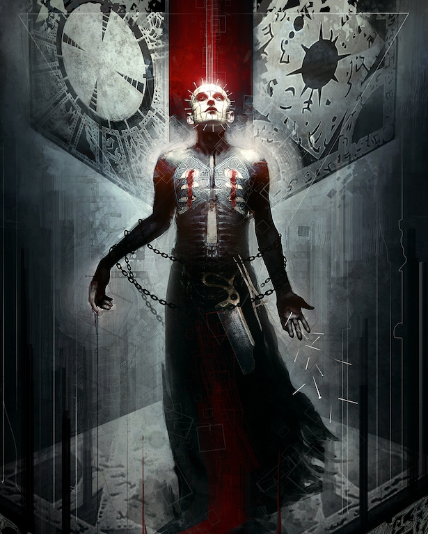artist spotlight dark fantasy art by bastien lecouffe deharme